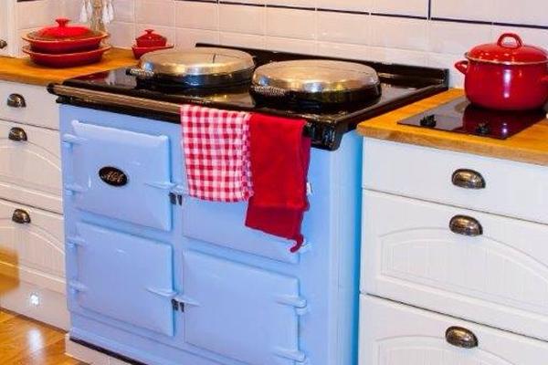 Case Study Traditional Kitchen Cottage Cream