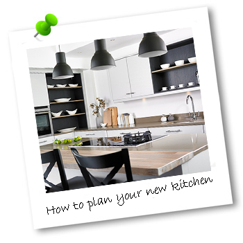 tips for planning a new kitchen