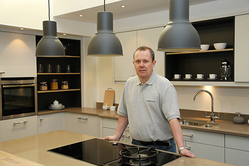 Dean Clements from 3Style Kitchens
